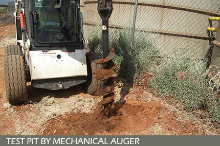 Perth Geotechnical Enginnering
